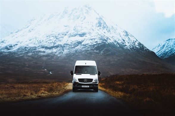 The Best Ways to Travel the World in Your Own Van